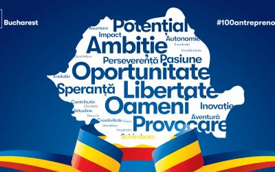 100 de motive să fii antreprenor în România