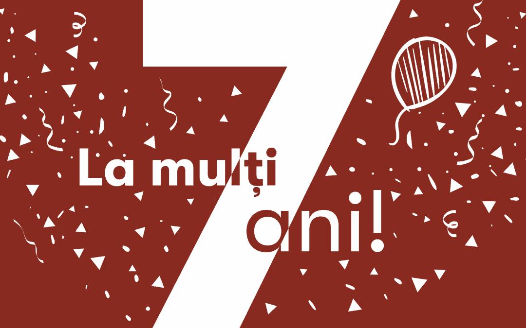 7 ani de impact în România