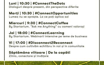 Săptămâna 2 de #reconnect