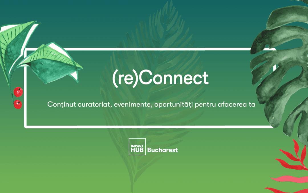 Vești despre re(Connect)