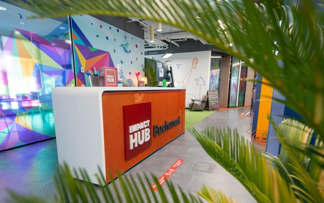 Impact Hub Bucharest | Coworking, Spațiu de Întâlniri și Programe pentru Antreprenori