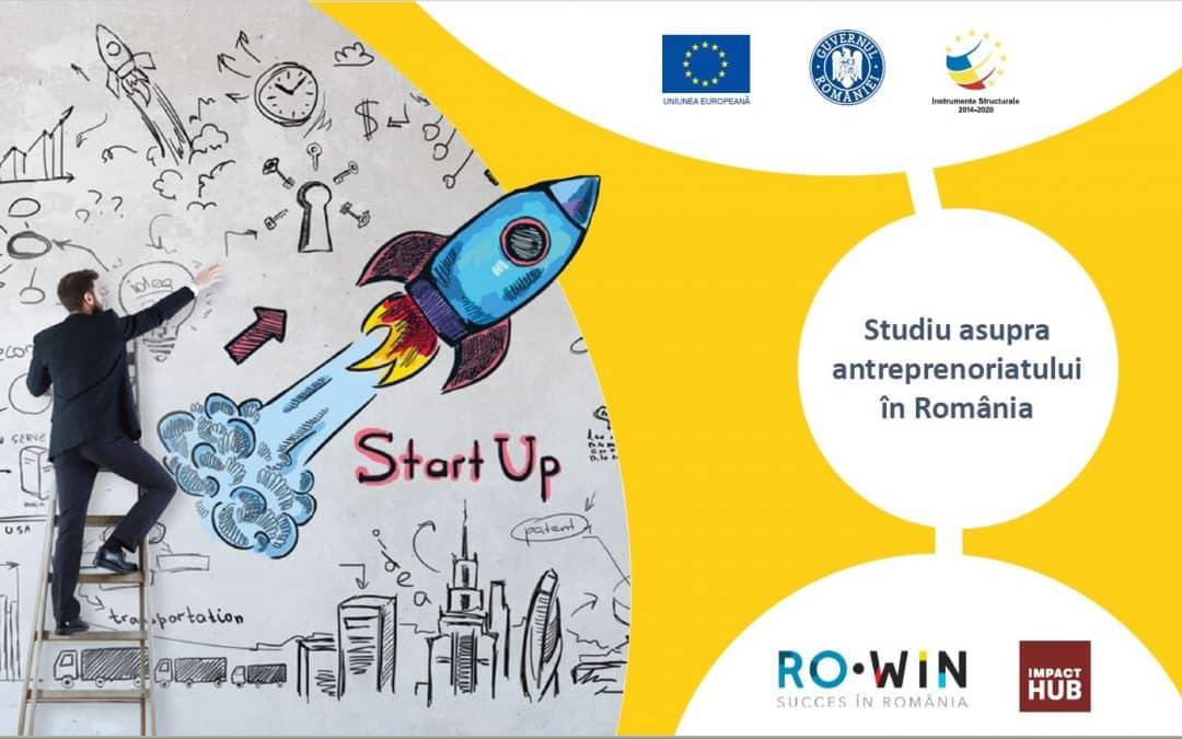 Studiu asupra antreprenoriatului în România