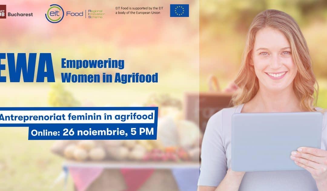 EWA- Empowering Women in Agrifood 2020