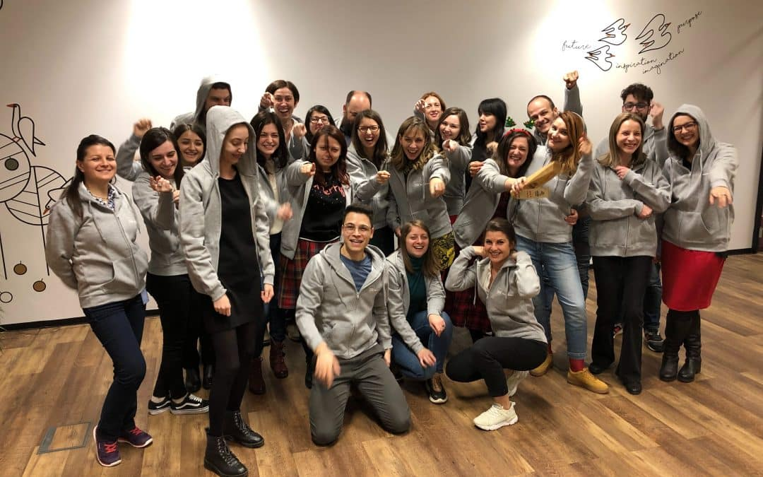 Alătură-te echipei Impact Hub Bucharest