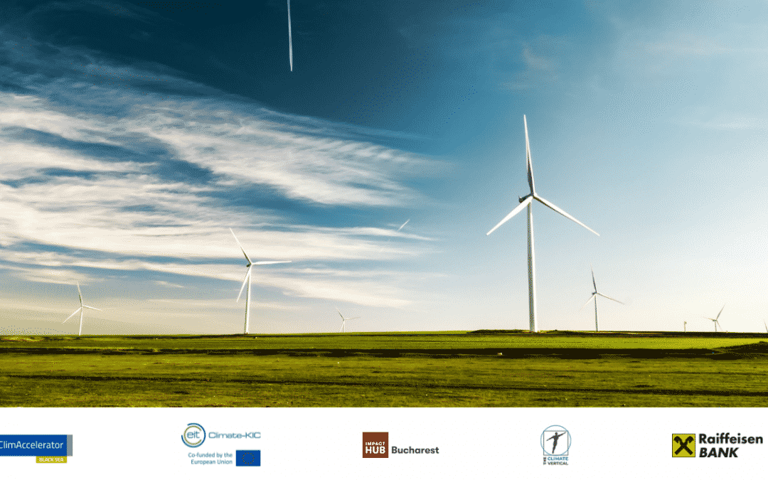 Care sunt cele 28 de startup-uri selectate la Black Sea ClimAccelerator